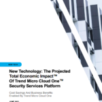 Forrester: The Projected Total Economic Impact Of Trend Micro Cloud One